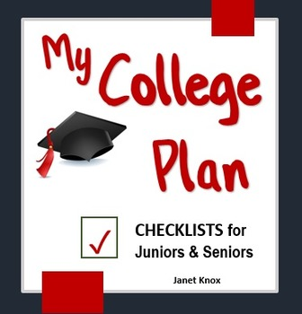 My College Plan:  Checklists for Juniors and Seniors