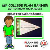 My College Plan Banner
