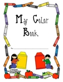 My Color Booklet