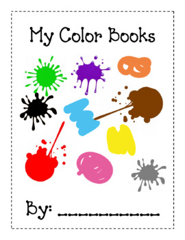 My Color Books Collection