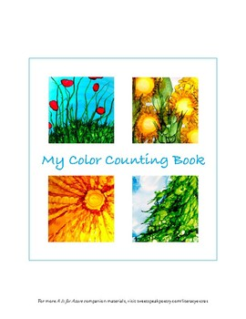 My Color Counting Book
