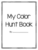 My Color Hunt Book