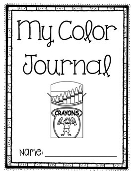 My Color Journal