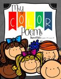 My Color Poem