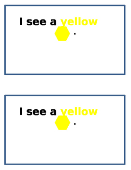 My Color Shape Book