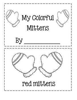 My Colorful Mittens