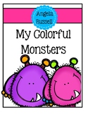 My Colorful Monsters