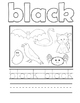 My Colors Activity Book