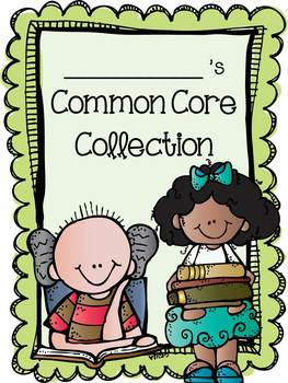 My Common Core Collection for Second Grade