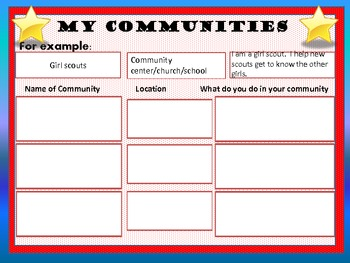 My Communities