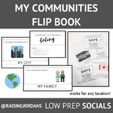 My Communities Flip Book