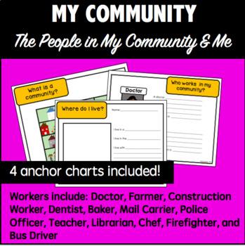 My Community Book