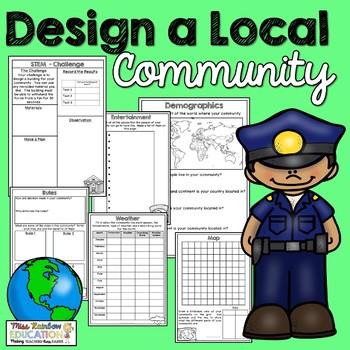 Design a Local Community (No PREP)