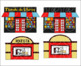 My Community Buildings Set 03 in SPANISH Clipart by Poppydreamz