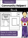 Interactive Community Helpers' Book