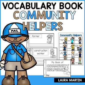 Community Helpers Vocabulary