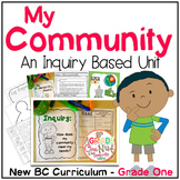 My Community Inquiry {Inquiry Based Learning}