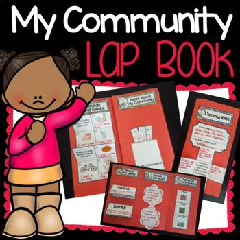 My Community Lap Book
