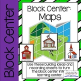 My Town Block Center- Preschool Learning Centers (Communit
