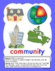 My Community, My Country {Canadian Social Studies}