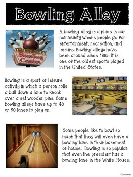 My Community Place; Bowling Alley