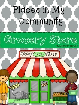 My Community Place; Grocery Store