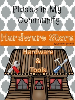My Community Place; Hardware Store