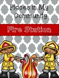 My Community Places; Fire Station