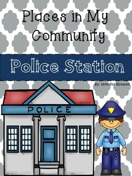 My Community Places; Police Station