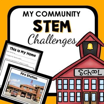 My Community STEM Challenges