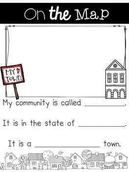 My Community Scrapbook