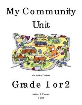 My Community Unit - Canadian Version