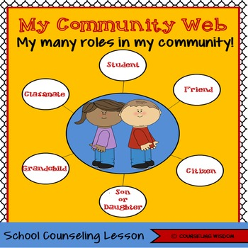 My Community Roles: Identifying My Important Roles In My C