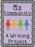 My Community Writing Template