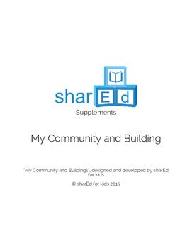 My Community - Supplemental Worksheets