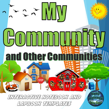 My Community and Other Communities for Grades 1-3