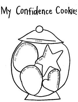 My Confidence Cookies