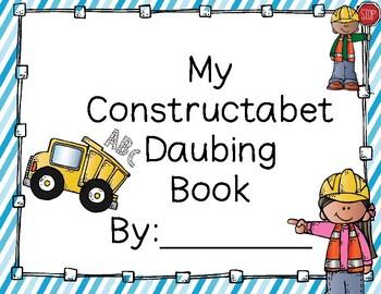 My Constructabet Daubing Book