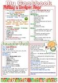 My Cookbook: How to write a Recipe