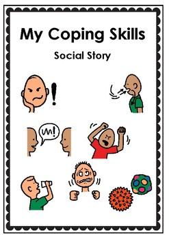My Coping Skills Social Story
