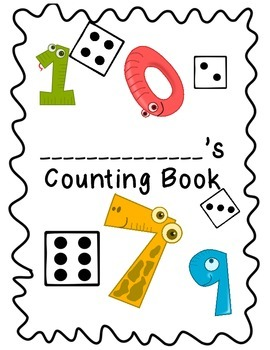 My Counting Book (Numbers 0-10)