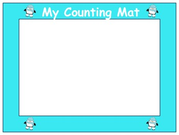 """""""My Counting Mat"""""""
