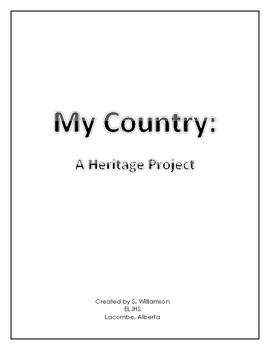 My Country: A Heritage Project