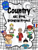 Country ABC Book Research Project--a Multicultural Project!