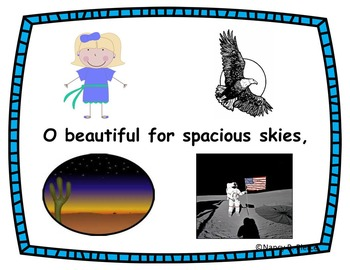My Country - America's Symbols in Pictures and Song