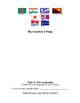 My Country Project