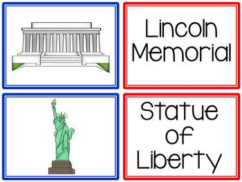 My Country! United States Symbols and Monuments