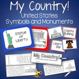 My Country! United States Symbols and Monuments Book Posters