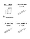 My Crayons
