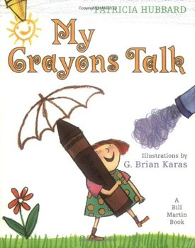My Crayons Talk! Interactive Read-Aloud Lesson Plan